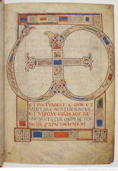 Missale benedictinum ad usum Trecensem 1001-1100 folio