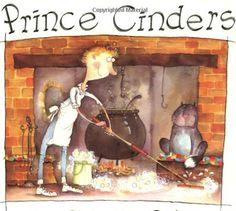 My daughter loves 'Prince Cinders' because in this version, the fairy comes to the Prince's rescue!