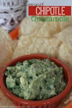 Copycat Chipotle Guacamole Recipe and Other Chipotle Recipes including Chipotle Lime Rice with Cilantro, Chipotle Parmesan Corn Seasoning, Chipotle Carnita and Chipotle Pico de Gallo Recipe