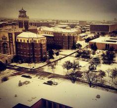 Texas Tech in November