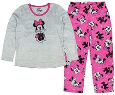Disney Minnie Mouse Minky Fleece Pajama Set Women's (X-Large) Disney http://www.amazon.com/dp/B0170NCYTO/ref=cm_sw_r_pi_dp_KA-Pwb04328WT