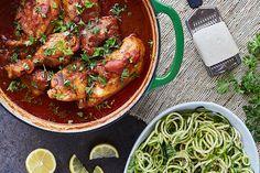 Chicken Kapama – Greek Braised Cinnamon Chicken