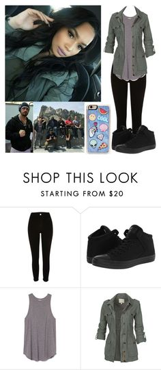 """Visiting Mount Rushmore"" by xxxburningcoldxxx ❤ liked on Polyvore featuring River Island, Converse, Fat Face and Zero Gravity"