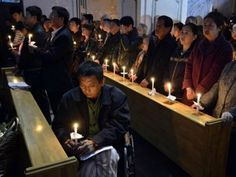 100,000 New Converts Reported Per Year Despite Ongoing Crackdown in China