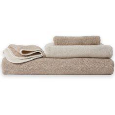 "Vitalisierende Baumwoll-Leinen Frottiertücher Doubleface ""Abyss Lino"", 550g/m² von Abyss & Habidecor Towel, Glamour, The Last Song, Linen Fabric, Full Bath, Cotton"