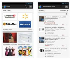 Google Shopper Gets An Update On iOS And Android