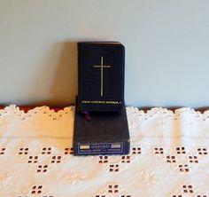 Antique Prayer Book and Hymnal Oxford Press by LuluandGandore