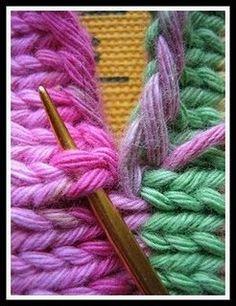 knitting pattern for toddler hat knitting patterns ear warmers knitting patterns new zealand Knitting Help, Loom Knitting, Knitting Stitches, Knitting Needles, Fall Knitting, Knit Or Crochet, Crochet Crafts, Crochet Projects, Tunisian Crochet