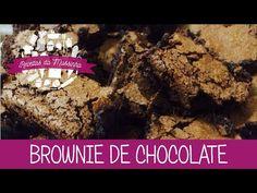 Brownie de Chocolate - Episódio 18 - Receitas da Mussinha - YouTube
