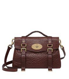 Mulberry Alexa in Shrunken Calf Leather –  ShopBAZAAR Mulberry Outlet 86bab5eaa2cd4