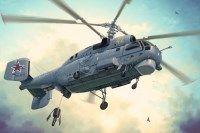 Hobby boss 81739 RUSSIAN KA-27 HELIX Pour Maquette Hélicoptères
