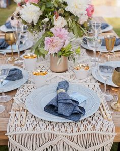 """From nontraditional wedding cakes to homemade wedding favors, one thing is for sure: 2015 weddings were full of personal style and one-of-a-kind details. Here, wedding planners and designers from across the country tell us what brides and grooms couldn't get enough of this year!MacraméMacramé isn't just for beach weddings anymore! """"This handmade touch was woven into weddings everywhere from table runners to whimsical escort displays,"""" says Amorology, a California-based wedding co..."""