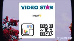 video star qr codes - Google Search Video Editing, Qr Codes, Coding, Stars, Google Search, Programming