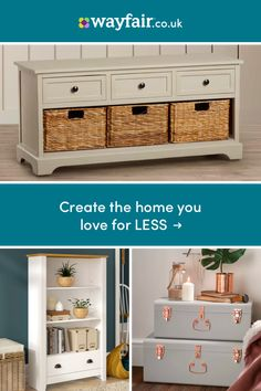 Shop for A Zillion Things Home across all styles and budgets. brands of furniture, lighting, cookware, and more. Enjoy free delivery over to most of the UK, even for big stuff. Home Maintenance Schedule, Living Room Decor, Bedroom Decor, Dyi, Home Repairs, Hallway Decorating, New Room, Home And Living, Making Ideas