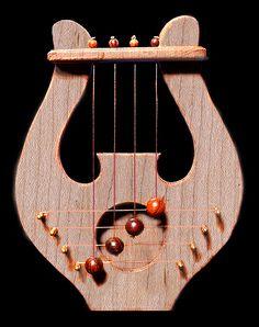 Kinderkram Door Harp Classic This lovely hand-made wooden door ...