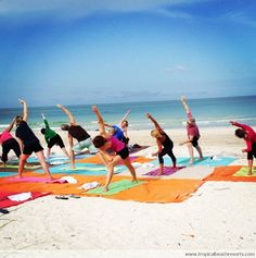 Siesta Key Beach Yoga Sockwa Beachyoga Ogunquit