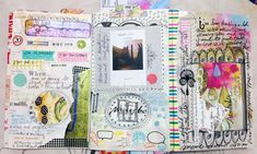 """""""Every Life Has a Story!"""" - {Roben-Marie Smith} - The Documented Life Project Weekly Pages..."""