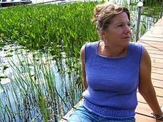 Ravelry: Trefoil by the Lake pattern by Nancy Rieck