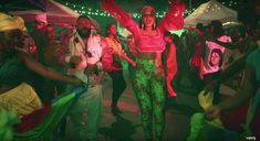 """Rihanna Wears the Most Rihanna Outfits in the """"Wild Thoughts"""" Video- HarpersBAZAAR.com Looks Rihanna, Rihanna Outfits, Music Videos, Thoughts, How To Wear, Fashion, Moda, Fashion Styles, Fashion Illustrations"""