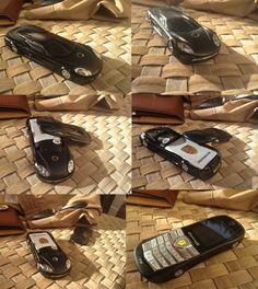 Porsche XT911 Cellphone.