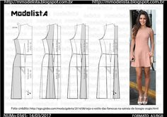 ModelistA: A3 0345 DRESS
