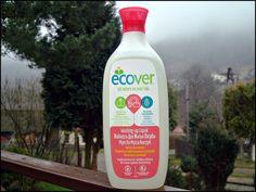 Pani Domu bloguje...: Bio Kraina - płyn do mycia naczyń Ecover