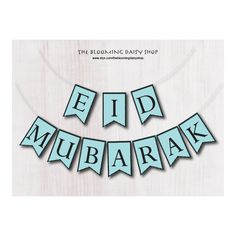 Eid Decorations Bundle-Eid Printable-Eid Party Decor-Eid Banner-Eid card- Eid gift Tags-Eid Cupcake Toppers- Eid CAKE Topper-Eid Printables by TheBloomingDaisyShop on Etsy