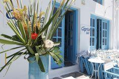 #caprice #capricebar #capricebarmykonos #cocktailbar #bestbar #mykonos #greekislands #greeksummer #greece Cool Bars, Mykonos, Flower Arrangements, All About Time, Table Decorations, Interior Design, Building, Photos, Home Decor