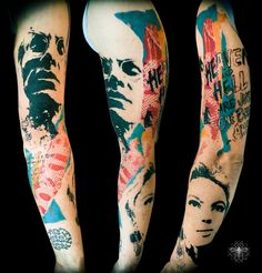 Tattoos - Paul Talbot | Tattoo Artist
