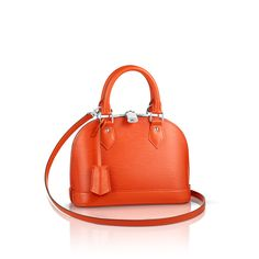 Louis Vuitton Alma BB – Piment in Epi | SKU: M40854
