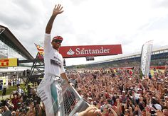HD Retina wallpaper pictures x 1536 pixels) of the 2014 British grand prix. This race has been won by Lewis Hamilton in his Mercedes on the British F1, British Grand Prix, Lewis Hamilton Wins, Johnny Herbert, Gp F1, Fan Poster, Amg Petronas, Nico Rosberg, F1 Season