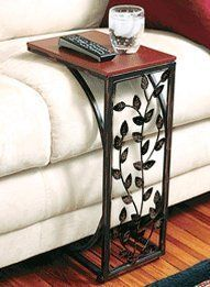 Side Sofa Table from Amazon