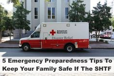 Emergency Preparedness Tips It's Rough Out There