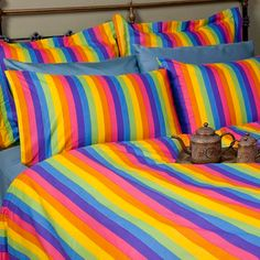 Rainbow QS Duvet Cover