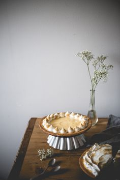 Lemon Meringue Pie - Tarte au citron meringuée