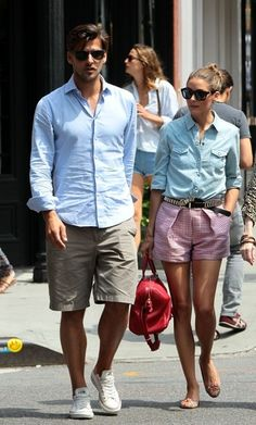 men watches - Olivia Palermo style is so impressive that it's difficult to choose the right words to describe I think she is the most important it girl, the trendsetter that's able to mix styles and pieces, always with the same result a perfect look!
