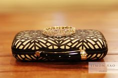 simonyao.com  #weddingclutch details  Columbus Ohio Wedding Photographer