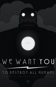 Retro Propaganda Posters from the Robot Uprising by Tom Kyzivat Vintage Robots, Retro Robot, I Robot, Propaganda Art, World Of Tomorrow, Retro Futuristic, Art Deco, Geek Art, Illustrations