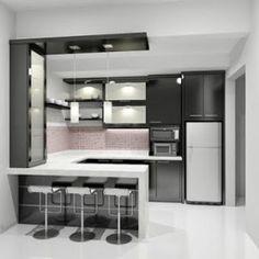 Dapur Minimalis Minimalist Kitchen