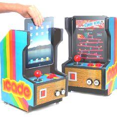 iPad arcade games
