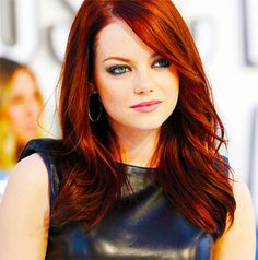 Emma Stone is gorgeous