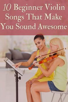 10 Beginner Violin Songs That Make You Sound Awesome http://www.connollymusic.com/revelle/blog/10-beginner-violin-songs-that-make-you-sound-awesome /revellestrings/
