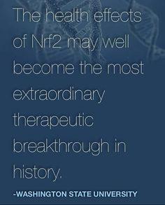 Washington State University calls protandim  the most extraordinary therapeutic breakthrough in HISTORY!!