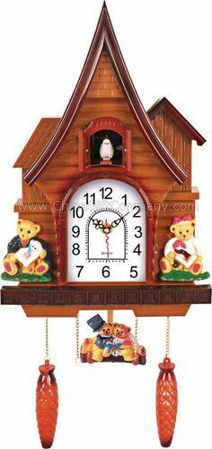 coo coo clocks for kids kids matttroy. Black Bedroom Furniture Sets. Home Design Ideas