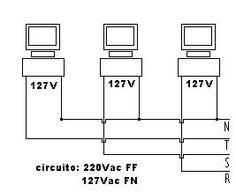 Falta de neutro pode queimar PC, impressora, etc ( Resolvendo problemas em circuitos elétricos ).    Read more: http://blogdosnobreaks.blogspot.com/2012/03/falta-de-neutro-pode-queimar-pc.html#ixzz1oU3lPB2O