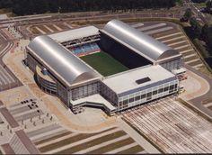 Vitesse Arnhem Stadium.