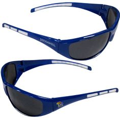 Kansas Jayhawks NCAA Wrap Sunglasses