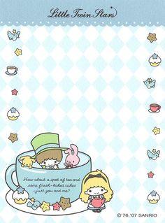 Little Twin Star - Wonderland