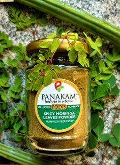 Superfood Moringa - Spicy Moringa Leaves powder - called Idli/Dosa Milagai podi or Chutney powder in Tamilnadu. Handmade and Homemade by Prabavathi Arjun 7 family from Rajapalayam.