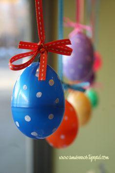 Easter display idea